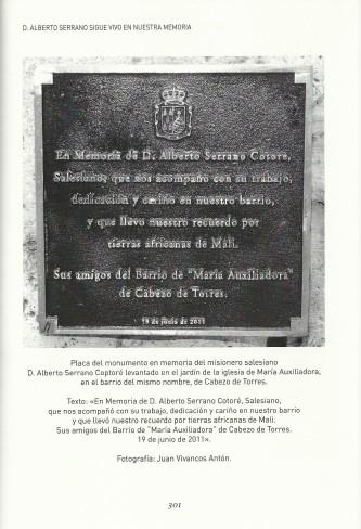 En memoria de Alberto Serrano