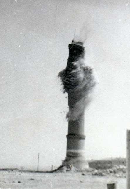 Después de la explosión: Julián Navarro